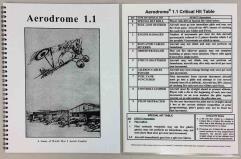 Aerodrome 1.1 - WWII Aerial Combat Game