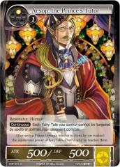 Aesop, the Prince's Tutor (U)