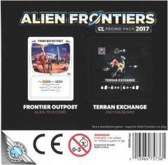 Alien Frontiers - Promo Pack 2017