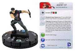 Agent 37 D15-007