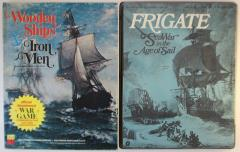 Age of Sail 2-Pack – Frigate and Wooden Ships and Iron Men