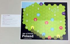 Age of Steam - Poland Expansion