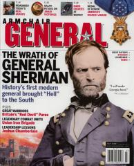 "Vol. 5, #3 ""Sherman's 'Modern' War, Crescent Triumphant!, The Barbary Pirates"""