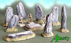 Stone Circle Set