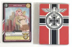 El Alamein Promo Cards Collection