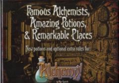 Famous Alchemists, Amazing Potions, & Remarkable Places Expansion