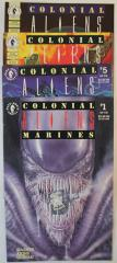 Aliens - Colonial Marines Collection, 4 Issues!