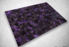 6' x 3' - Alien Hive, Purple
