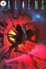 Aliens 1998 Series #1