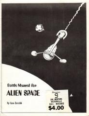 Alien Space Battle Manual (1st Edition, 1st-3rd Printing)