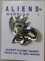 Pin - Warrior #1