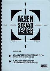 Alien Squad Leader (Version 1.1)