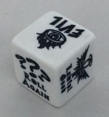 d6 Alignment Die (Custom Engraved)