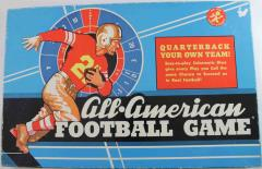 All American Football Game (1st Printing)