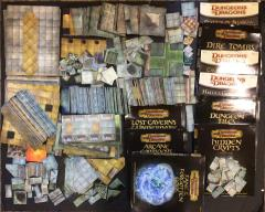 Dungeon Tiles Collection #11 - 350+ Pieces!