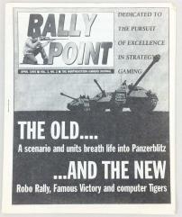 "Vol. 2, #2 ""PanzerBlitz, Robo Rally, Famous Victory"""