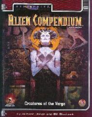 Star Drive - Alien Compendium I - Creatures of the Verge
