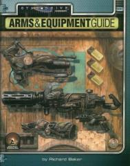 Star Drive - Arms & Equipment Guide