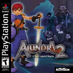 Alundra 2 - A New Legend Begins