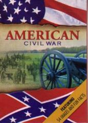 American Civil War Playing Cards