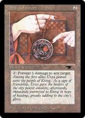 Amulet of Kroog (C)
