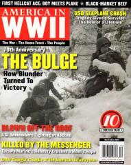 "Vol. 10, #4 ""The Bulge, Blown Off the Roof, Killed by the Messenger"""