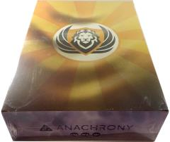 Anachrony (Kickstarter Edition, Path of Progress Cover)