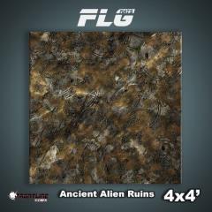 4' x 4' - Ancient Alien Ruins