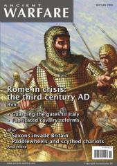 """Vol. II, #6 """"Rome in Crisis - The Third Century AD, Saxons Invade Britain, Paddlewheels and Scythed Chariots"""""""