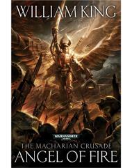 Macharian Crusade, The #1 - Angel of Fire