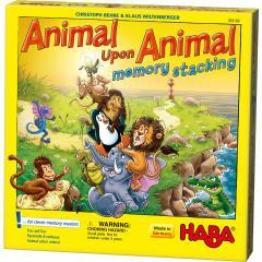 Animal Upon Animal - Memory Stacking