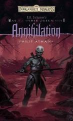 War of the Spider Queen #5 - Annihilation