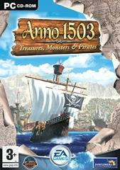 Anno 1503 - Treasures, Monsters & Pirates