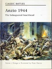 Anzio 1944 - The Beleaguered Beachhead