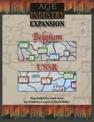 Age of Industry Expansion - Belgium & USSR