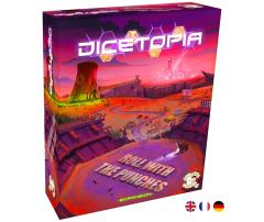 Dicetopia - Roll with the Punches Expansion
