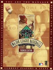 APBA Baseball (2000 Edition)