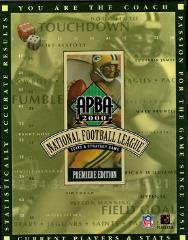 APBA Pro Football (2000 Edition)