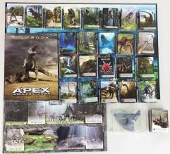 Apex - Theropod Deck-Building Game (2nd Edition) Collection - Base Game + 4 Expansions!