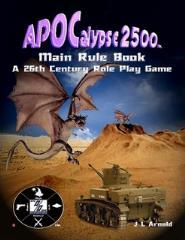 APOCalypse 2500 - Main Rule Book