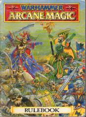 Warhammer Battle Magic - Arcane Magic Book Only!