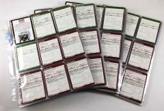 Arcane Power Cards Collection - 4 Classes!