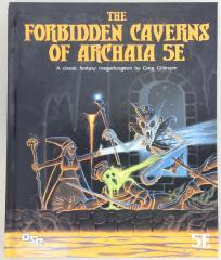 Forbidden Caverns of Archaia (D&D 5e Edition)