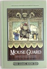 Archaia Entertainment Presents - Mouse Guard, Labyrinth & Other Stories (Free Comic Book Day 2012)