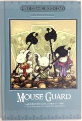 Archaia Entertainment Presents - Mouse Guard, Labyrinth & Other Stories (Free Comic Book Day 2014)