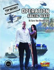 Top Secret - New World Order, Operation Arctic Blast