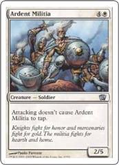 Ardent Militia (U)