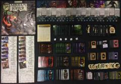 Arkham Horror Collection, Base Game + The Curse of the Dark Pharaoh Expansion!