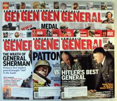 Armchair General Magazine Collection - 7 Issues!