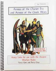 Armies of the Chariot Era and Greek Wars (Revised Edition)